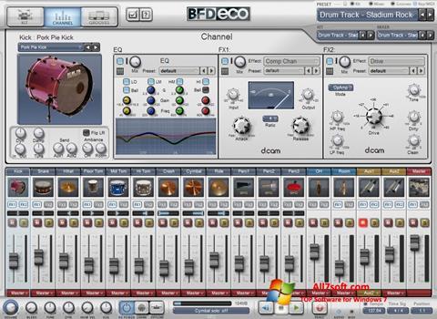 لقطة شاشة Echo لنظام التشغيل Windows 7